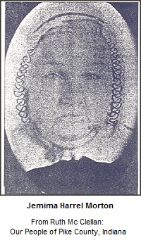 Jemima Harrel Morton